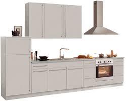 wiho küchen küchenzeile chicago mit e geräten gesamtbreite 340 cm kaufen otto