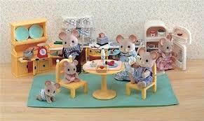 Calico Critters Bunk Beds by Calico Critters Collection On Ebay