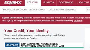 Equifax Amassed Salary Details for People at 7 100 panies