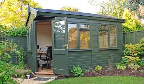 Cheap Shed Roof Ideas by Best 25 Backyard Office Ideas On Pinterest Outdoor Shed And Studio