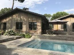 maison en bois cap ferret location vacances maison le canon maison bois cap ferret le