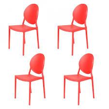 4er set stühle cora 2 farben