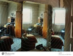 rückblick schlafzimmer ein lizenzfreies stock foto