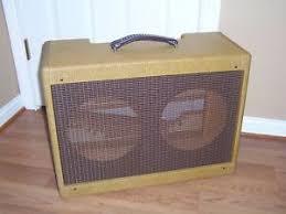 Fender 2x10 Guitar Cabinet by Fender Blues Junior 2x10 717669052621 Ebay