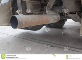 100 Exhaust For Trucks Pipe Stock Photo Image Of Auto Dioxide Pollution 51813210
