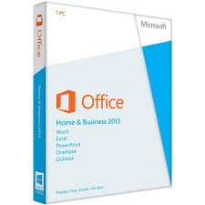 Microsoft fice 2013 Home and Business Edition