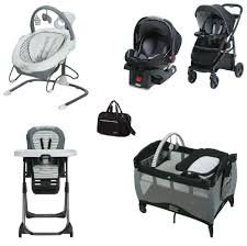 Graco Black Striped Complete Baby Gear Bundle,Stroller ... Graco Standard Full Sized Crib Slate Gray Peg Perego Tatamia 3in1 Highchair In Stripes Black Stokke Tripp Trapp High Chair 2018 Heather Pink Costway Baby Infant Toddler Feeding Booster Folding Height Adjustable Recline Buy Chairs Online At Overstock Our Best Walmartcom My Babiie Group 012 Isofix Car Seat Complete Gear Bundstroller Travel System Table 2 Goldie Walmart Inventory Boost 1 Breton Stripe Evenflo 4in1 Eat Grow Convertible Prism