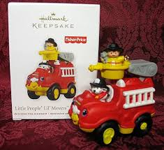 HALLMARK 2011 Fisher-Price Ornament~Little People Lil' Movers Fire ... 2017 Mattel Fisher Little People Helping Others Fire Truck Ebay Best Price Price Only 999 Builders Station Block Lift N Lower From Fisherprice Youtube Vintage With 2 Firemen Vintage Fisher With Fireman And Animal Rescue Playset Walmartcom Fun Sounds Ambulance Fisherprice 104000 En Price Little People Fire Truck In Rutherglen Glasgow Gumtree Buy Sit Me School Bus Online At Toy Universe Ball Pit Ardiafm