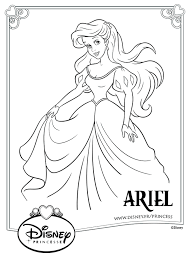 Luxury Coloriage Disney La Petite Sirene Mega Coloring Pages
