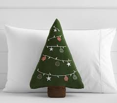 Pottery Barn Decorative Pillows by Holiday Tree Decorative Pillow Pottery Barn Kids
