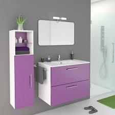 salle de bain mauve meuble de salle de bains happy violet tulipe n 3 81x46 cm 2