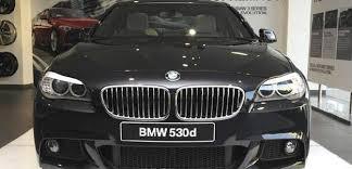 Review BMW 530d M NDTV CarAndBike