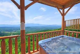 Pigeon Forge Cabin A Natural High 1 Bedroom Sleeps 6