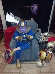 Childrens Thanos Costume To Do List Pinterest Costumes