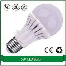 ac85 265v e27 e26 5w 7w lda led light bulb a19 led bulb 120