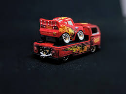 100 Custom Decals For Trucks Lightning McQueen Cars Hot Wheels Model Cars