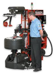 100 Truck Tire Changer Revolution Fully Automatic Hunter Engineering