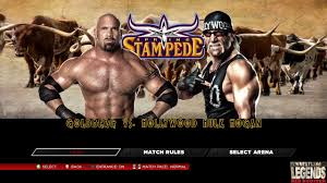 Halloween Havoc 1998 by Wrestling Legends Game Wcw Arenas