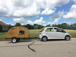 The JOY Of Towing! Camping And EVs - 300MPG.org
