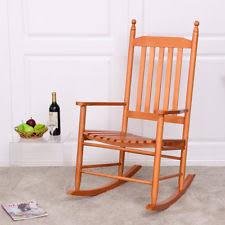 Back Jack Chair Ebay by Wood Rocking Chair Ebay