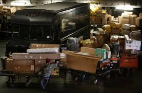 ONTARIO: UPS Geared Up For E-commerce Shipping From Ontario ... Carbon Fiberloaded Gmc Sierra Denali Oneups Fords F150 Wired Move Over Ups Truck Amazon Delivery Vans To Hit The Street Drivers Are Making Deliveries In Uhaul Trucks Business Insider Freight Wikipedia 2017 Fedex And Holiday Schedule Closures Refund Retriever The Astronomical Math Behind New Tool Deliver Packages Will Kill Workers Accuse Giant Of Harassment Discrimination Why Almost Never Turn Left Cnn Deliver Packages By Bike Toronto Reveals Fleet Allelectric Delivery Vans For Ldon Went On Strike 21 Years Ago Whats Different Today Fortune