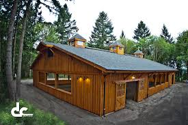 Horse-Barn-Arena-Design-DC Builders Want This Arena Someday ... Hsebarngambrel60floorplans 4jpg Barn Ideas Pinterest Home Design Post Frame Building Kits For Great Garages And Sheds Home Garden Plans Hb100 Horse Plans Homes Zone Decor Marvelous Interesting Pole House Floor Morton Barns And Buildings Quality Barns Horse Georgia Builders Dc With Living Quarters In Laramie Wyoming A Stalls Build A The Heartland 6stall This Monitor Barn Kit Outside Seattle Washington Was Designed By