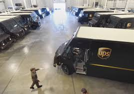 100 What Time Does The Ups Truck Come Teamsters Pension Fund Cuts Would Hit UPS Giant Eagle Retirees