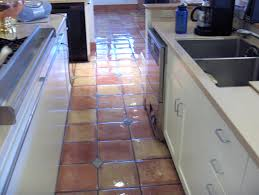 mexican tile restoration cleaning sanding and sealing in florida