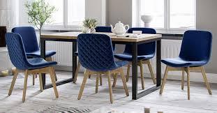 elegante polsterstühle 6 stühle für ihr esszimmer