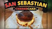 san sebastian cheese cake chef s dish