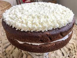 gâteau végan au chocolat glaçage à la margarine l anarchie