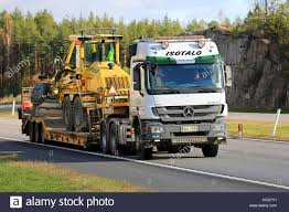 PAIMIO, FINLAND - OCTOBER 16, 2015: Mercedes-Benz Actros 2660 Semi ... Mercedesbenzblog Mercedesbenz Trucks Celebrates The 124 Mercedes Benz Sk Eurocab 6x4 Semi Truck By Italeri Models Autonomous Loeber Motors Actros 2641 Ls Tractorhead Semitrailer Bas Tesla Will Face Stiff Competion From In Daimler Vision One Electric Semi Truck Promises 215 Miles Of Range Mercedesbenz 3357 Full Steel Suspension Eps 1845 Youtube Daimlers To Be Tested Nevada Exec No Threat To Electric 4155 Wiesbauer Wwwtruckscranesnl New Volvo Fh 500 And Arocs Logging