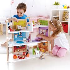 Wood Dollhouse Plans Diy 3d Wooden Dollhouse Miniature Dining Room