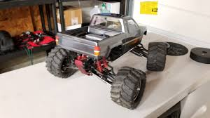 Traxxas T-Maxx With Custom Toyota Hilux Body - Album On Imgur Traxxas Xmaxx 8s 4wd Brushless Rtr Monster Truck W24ghz Tqi Radio Tmaxx 33 Rc Youtube What Did You Do To Your Today Traxxas Tmaxx T Maxx 25 Nitro Monster Truck Pay Actual Shipping Tmaxx Rc Truck Frame And Multiple Spare 110 Remote Control Ezstart Ready To Run Nitro Madness 4 The Conquers The World Big Squid Amazoncom 770764 Electric Junk Mail Eu Original Wltoys L343 124 24g Brushed 2wd