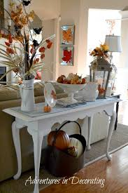 sofa table decor fall pinterest sofa table decor sofa
