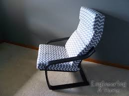 Poang Chair Cushion Uk by 13 Easy And Fast Diy Ikea Poang Chair Hacks Shelterness