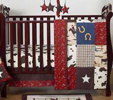 Dallas Cowboys Crib Bedding Set by Cowboy Crib Nursery Bedding Ebay