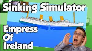 Sinking Ship Simulator Download Mac by Sinking Ship Simulator Empress Of Ireland Britain Youtube