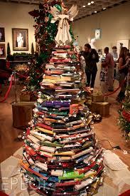 Plastic Wrap Your Christmas Tree by Epbot The Big Christmas Tree Roundup