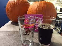Dunkin Pumpkin Spice Donut by Catawba Brewing Partners With Dunkin U0027 Donuts For Special Beer