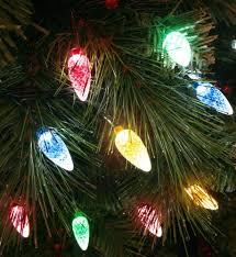 Flagpole Christmas Tree Kit Multicolor Uncommon USA