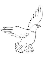 Click To See Printable Version Of American Eagle Coloring Page