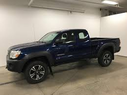 100 Used Toyota Tacoma Trucks For Sale 2008 For Sale In SaintHubert Quebec 11529324