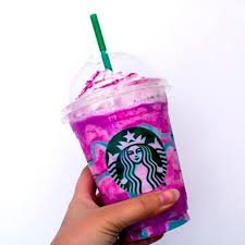 Starbucks Unicorn Frappuccinos Are REAL And Theyre On Their Way