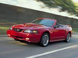 Ford Mustang GT Convertible 2002 pictures information & specs