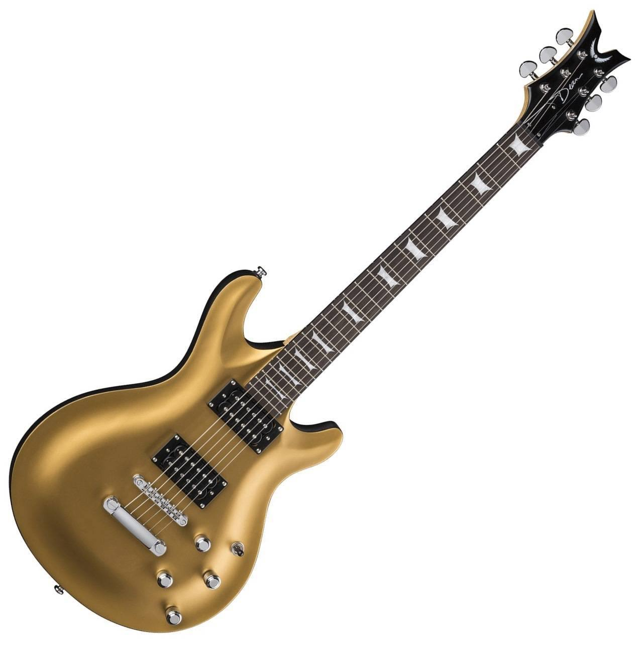 Dean Icon x Electric Guitar - Satin Gold