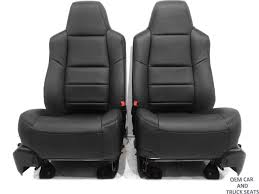 Replacement Ford Super Duty F250 F350 New Katzkin Seats 2000 2001 ... Bench Truck Seat Seats For Trucks Lovely Covers Walmart Replacement Gm Oem Suburban Tahoe 3rd Third Row 2007 2008 2009 Installing An Affordable Interior Hot Rod Network Amazon Com Ford Xl Work Bottom Gmc What You Should Know About Car Ranger Fx4 Regular Cab 6040 Front 1998 Super Duty F250 F350 2001 2002 2003 Custom Bucket Chevy Best Resource 2006 Silverado Gmc Sierra Leather Camo Things Mag Sofa Chair Chevrolet Parts Upholstered