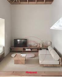 wohnzimmer sofa teppich weiß holz couchtisch sideboard tv tv