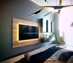 50 ideen zum dekorieren der wand sie hängen ihren fernseher
