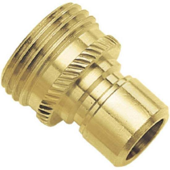 Green Thumb Garden Hose Brass Male Connector
